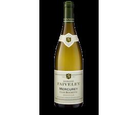 VIN BLANC - Mercurey Clos Rochette - Domaine Faiveley